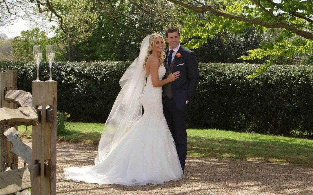 A Sunny Spring Hendall Manor Barns Wedding Film