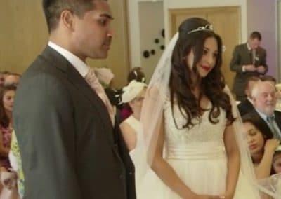 Emily And Khalids Civil Wedding Ceremony