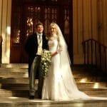 Intercontinental wedding video