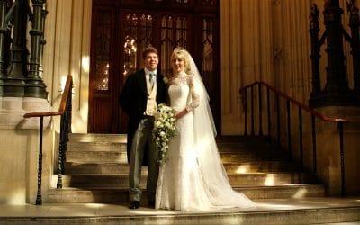 Charles + Lydia's elegant House of Lords + Intercontinental Park Lane, London Wedding Film