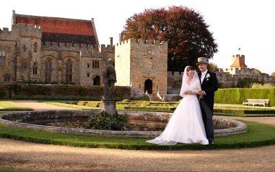 Alex + Tori's Classical English Wedding at Penshurst Place, Kent