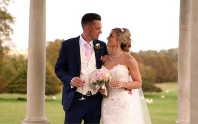 Aaron + Laura's Froyle Park Wedding Film | Wedding Videographer Surrey