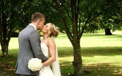 Jonathan + Hannah's Fun and Quirky Wedding Video at Chilston Park, Kent