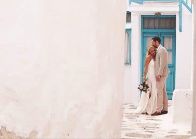 James + Sophie's Mykonos Destination Highlights