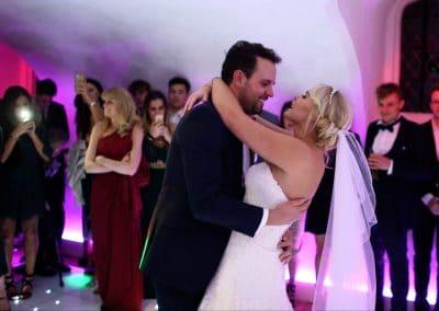 Josh and Sarah's First Dance
