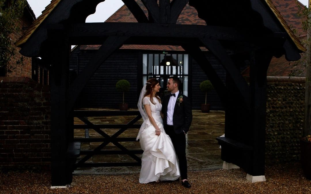 Matt + Kelly's Whimsical Enchanted Forest Blackstock Barns Wedding Video