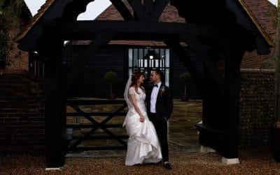 Matt + Kelly's Whimsical Enchanted Forest Blackstock Barns Wedding Video