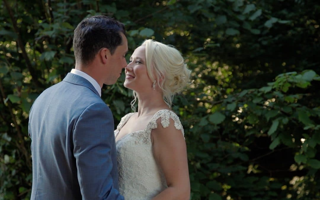 James + Faye's Summer Wedding Film at Mountains, Kent