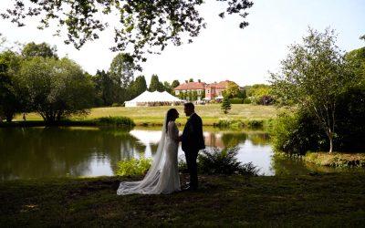 Simon & Sara's Summer Garden Wedding in East Sussex