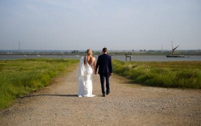 Intimate, small weddings…why, as wedding videographers we love them!