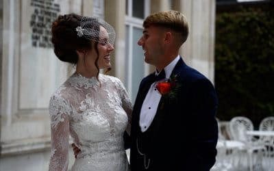 Alex & Emily's Classically Elegant Small Wedding at The Chesterfield, Mayfair