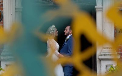 Susi & Asa's Dreamy Wedding at Great Fosters, Surrey